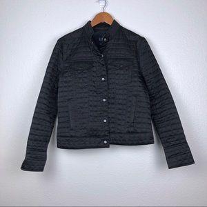 Gap quilted lightweight jacket